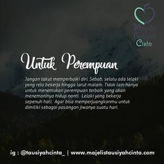 Quotes Rindu, People Quotes, Words Quotes, Motivational Quotes, Qoutes, Reminder Quotes, Self Reminder, Jodoh Quotes, Cinta Quotes