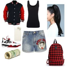 """In London with Daniel Sahyounie"" by not-your-ordinary-girl on Polyvore Cheap Jordan 4 only $548, save up to 73% off for all #Nikes #Shoes"