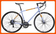 FitWell Bicycle Company 2015 Riley Fahrlander II Bicycle, Placid Blue, X-Small - Useful things for bikers (*Amazon Partner-Link)