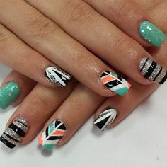 The Most Creative Nail Designs You'll Ever See | StyleCaster