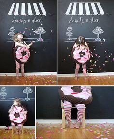 kids donut costume, pottery barn kids.