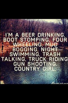 true country girl