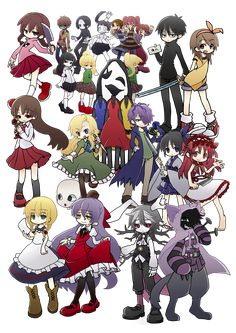 Yume Nikki, Kirisame, Ib, The witch's house, Alice Mare. Rpg Maker, Maker Game, Ib And Garry, Scariest Video Games, Creepy Games, Ib Game, Alice Mare, Japanese Horror, Mad Father