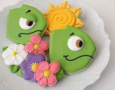 I love this whole website, but admittedly, the Pascal cookies made me smile hardest!