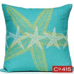 Starfish Pillow - Ocean | Coastal Style Gifts
