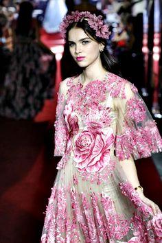 Dolce & Gabbana -The Secret Show -SS 18