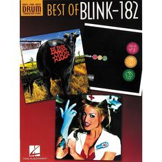 Hal Leonard Best of blink-182 Book