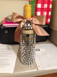 DIY 21st Birthday Gift