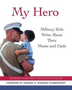 I'm a proud Military child and blessed to have my father as my hero and a hero to our nation