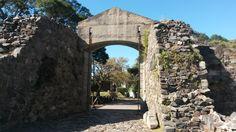 Portão das armas - Colônia del Sacramento - Uruguai