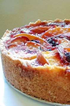 Blueberry Cake Peach Blueberry Cake ~ Elegant peach and blueberry cake with a rich, buttery, biscuit-like crust. ~ Peach Blueberry Cake ~ Elegant peach and blueberry cake with a rich, buttery, biscuit-like crust. Peach Blueberry Cake Recipe, Blueberry Recipes, Peach Cake Recipes, Peach Cobbler Pound Cake Recipe, Peach Blueberry Cobbler, Summer Cake Recipes, Plum Recipes, Sponge Cake Recipes, Food Cakes