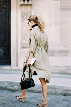 Vanessa Jackman: Paris Fashion Week SS 2016....Pernille