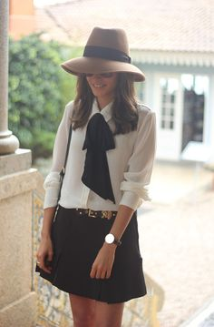 Hats Are For Rainy Days | BeSugarandSpice - Fashion Blog