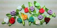 RR-103, $1.25, Mixed Ribbon Roses