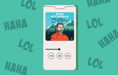Forget apple picking, pluck one of the funniest books of the season from the bushel and take a bite! From rambles through the great outdoors to the inner-workings of Slack (and every situation in between), these audiobooks contain big hearts alongside their big laughs. #audiobook #audiobooks #fall #funnylistens #nickofferman Nick Offerman, Audio Books, Good Books, Haha, Funny, Ha Ha, Funny Parenting, Great Books, Hilarious