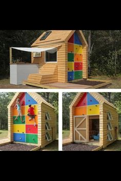 Cool Cubby House
