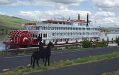 steamboat images   ... steamboats that once plied the Columbia and Snake rivers. Photo: John