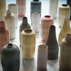 Handmade Danish ceramics from Tortus Copenhagen.