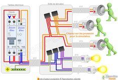 Afficher l'image d'origine Electrical Plan, Electrical Wiring, Electrical Engineering, Transmission Tower, Electrical Installation, Electrical Connection, Electronics Components, Arduino, Technology