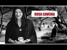 Ponto Rosa Caveira -Sacode o pó que chegou Rosa Caveira