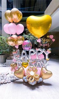 Birthday Balloon Decorations, Fiesta Decorations, Balloon Centerpieces, Birthday Balloons, Handmade Decorations, Love Balloon, Balloon Flowers, Balloon Arch, Girl Birthday Themes