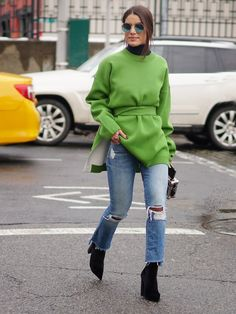 The Best and Brightest Colors to Wear This Spring