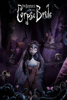 Corpse Bride - Tim Burton