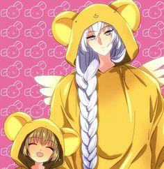 Sakura and Yue - Cardcaptor Sakura