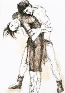 Ronnie Wood - Ballet ref 18 - Tamara Jonathan - First Day Rehearsal Pen and Ink on Paper x Wood Artwork, Painting On Wood, Ronnie Wood Art, Ron Woods, Ballet, Posters, Album, Ink, Explore