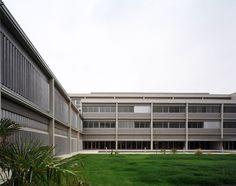 Basilio Tobías, Jacinto J. Esteban Benito · POLYTECHNIC CAMPUS. BUILDING B · Divisare