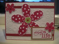 Delight In life by crazykim - Cards and Paper Crafts at Splitcoaststampers