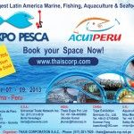 Exhibitors areSuppliers of Equipment, Supplies and Services for Fisheries and Aquaculture from all over the world, while Visitors are Fishing and Aquaculture Businessmen from Peru and Latin America.This event also presents the Exportable Offer of Fresh, Frozen, Dried Salt and Canned Fish and Seafood, as well as Fishmeal and Fishoil to International Importers,presenting new products and brands.