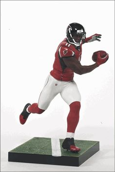 8dff19cb567 Julio Jones (Atlanta Falcons) NFL 33 McFarlane Julio Jones, Nba  Merchandise, Atlanta
