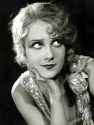 anita page, hollywood, glamour, silent film star
