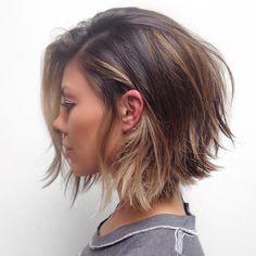 Hair color by @brendakamt Haircut/Style @salsalhair