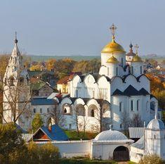 Pokrovsky monastery, Suzdal, Russia