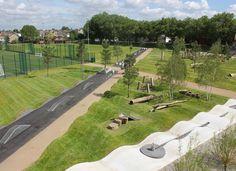 Drapers Field by KLA « Landscape Architecture Works | Landezine