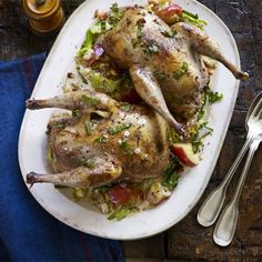 Pot-roast Pheasant With Cider & Bacon Recipe Main Dishes with butter ...