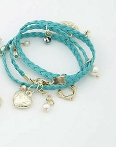 Braided Friendship Charm Bracelet (Aqua)#BR29 null,http://www.amazon.com/dp/B00DL7CR3M/ref=cm_sw_r_pi_dp_I0k8rb0GYME2YSZ2