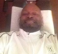"""Retired NFL running back Emmitt Smith tweeted """"Got back from LA last night!!! This morning at the chiropractor office"""".  The tweet included a photo of him supine on an adjusting table.  Notice the face paper under his head. Emmitt Smith has always been a proponent of Chiropractic and speaks highly of chiropractic in his interviews. For a chiropractor in Augusta GA visit www.georgia-clinic.com"""
