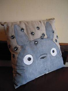 Totoro by MartyGallo