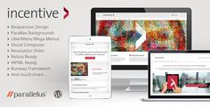 ThemeForest Incentive v1.2.3 – Responsive All-Purpose Theme