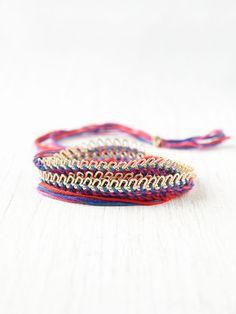 Navet Wrap Bracelet