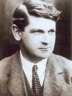 Michael Collins, Irish revolutionary...since St. Patty's is on Saturday