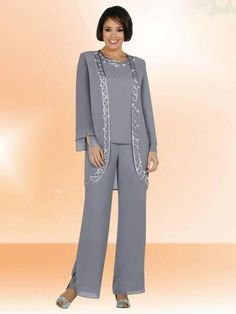 ce844063816 2016 New Arrival High Quality A Line Modern Formal Dress Long Sleeves Mother  of the Bride Pant Suits Mother Dresses Custom Made