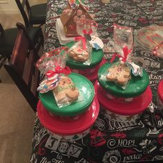 Cookie towers are complete ! #nummy #christmas2015