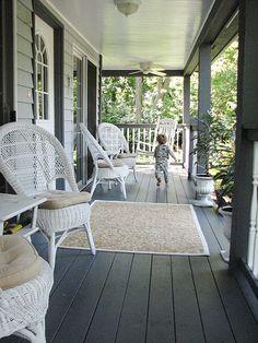 Someday I'll have a veranda...