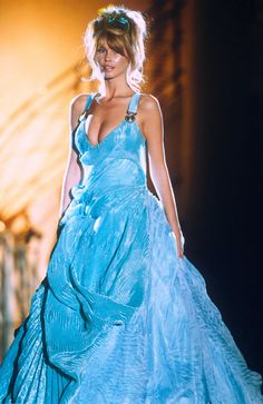 Claudia for Versace, 1994