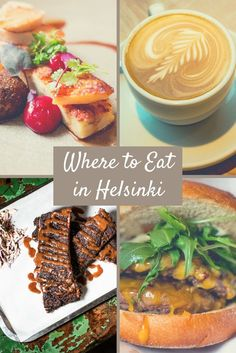 Helsinki food is more than herring and salty licorice. Check out our Helsinki Food Guide for tips on what and where to eat in Helsinki. If you're thirsty, we've got drinks covered here too.