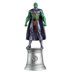 DC Chess Collection - ISSUE 47: MARTIAN MANHUNTER (WHITE KNIGHT)